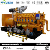 中国のガスエンジンとの130kVA Biogas Genset