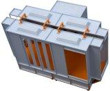 Automatischer Filter-Puder-Farbanstrich-Raum