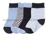 Диагонали Зебр-Нашивки сделали по образцу носок младенца