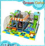 Спортивная площадка раздувного замока шлямбура крытая для игры малышей