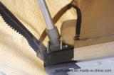 Barraca da parte superior do telhado do carro com escada e colchão