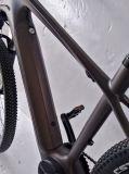 Da fibra elétrica do carbono da bicicleta da montanha de 28 polegadas bicicleta elétrica