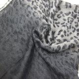 Sciarpa libera di stampa dell'azo del leopardo grigio per lo scialle dell'accessorio di modo delle donne
