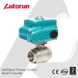 중국 Wenzhou 제조자 2 피스 전기 공 벨브