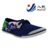 2016 Fashion femmes's Flower chaussures occasionnel Bf1610139 supérieure
