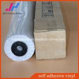 Материал ПВХ самоклеящаяся виниловая пленка серого цвета
