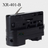 Adaptateur de voie / connecteur de voie pour éclairage LED (XR-401)