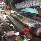Тип печатная машина стога цветов низкой цены 8 Flexo пакета крена материальная
