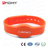 RFID SilikonT5577 orange Wristband in der Uhr-Form
