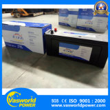 12V140ah JIS Standard Maintenance Free Automobile Battery