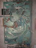 Phoenix Bronze, la decorazione esterna del giardino, il blocchetto interno dello spazio, l'acqua caratterizza le sculture