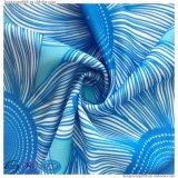 Qualitäts-doppelseitiges Polyester-Jacquardwebstuhl-Gewebe 100%