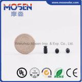 Автоматическая силиконовая резина C-316867 черноты штепсельной вилки