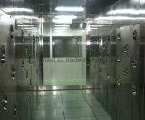 HEPAフィルターが付いているクリーンルームのための工場SUS304空気シャワー
