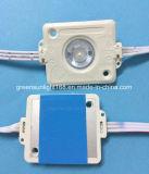 経路識別文字及びLightboxのOsram LEDチップ内部照明