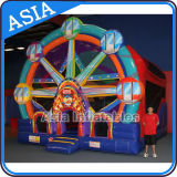 Inflatable Ferris Wheel Bouncy Castle for Party Hire Games