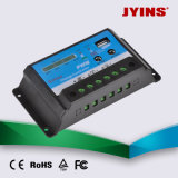 12V / 24V 10A / 20A / 30A Auto Manuel PWM Solar Charge Controller