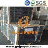 GSM 230-500triplex avec du papier blanc de retour pour le commerce de gros
