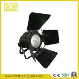Luz LED de sabugo 200W 100W luz par para TV