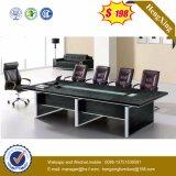 Elegant Office Table Design Table de conférence en bois pour mobilier de bureau (HX-MT3937)
