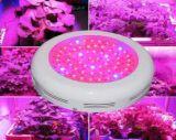 IL UFO LED di modifica coltiva Light15W-150W coltiva il Ce chiaro LED elencato RoHS si sviluppa chiaro per le serre delle piante ed il sistema idroponico Highbay