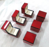 De houten Levering voor doorverkoop van de Doos van de Gift van de Juwelen van de Verpakking