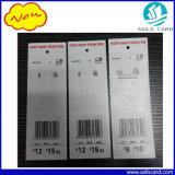 El papel de la etiqueta RFID UHF para la gestión del identificador de prendas de vestir