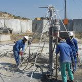 Perceuse pneumatique ou pneumatique et électrique pour la perforation de la coupe de fil de diamant dans la carrière de pierre naturelle
