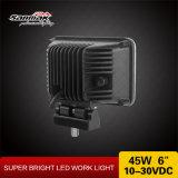Linterna sellada alta-baja de la luz del trabajo de la viga 4X6 45W LED