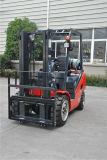 Tonelada LPG do Un 3.5 da nova série e Forklift do combustível do dobro do Forklift da gasolina com motor do GM