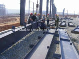 Constructions en acier préfabriquées d'entrepôt en acier en acier d'atelier