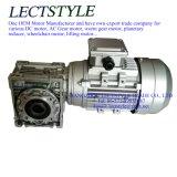 Трехфазного асинхронного электродвигателя с редуктора Nmpv050, 180W 38n. М, 60: 1, 23,3 об/мин