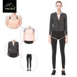 Рубашка костюмов обжатия повелительниц длинняя/износ спортов кальсон Legging