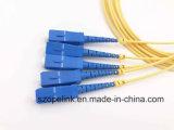 Gpon Telecommunication 1X4 пластичная коробка  Splitter PLC