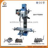 소형에게 취미 선반 Zay7025V 변하기 쉬운 속도 맷돌로 갈고 및 Driling 기계