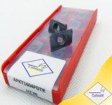 Cutoutil Apkt1604 Ht30 для стальной алтернативы для Lamina  Вставки карбида