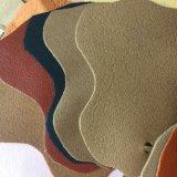 Tessuto di cuoio falso sintetico dell'unità di elaborazione di Microfiber per allineare dei pattini