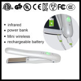 Electric USB Wireless Rechargeable Mini Hair Straightener (V180)