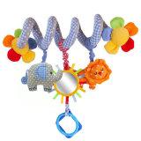 Brinquedos musicais para peles para brinquedos de peluaria personalizados para bebês
