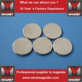 Magneten van de Zeldzame aarde van de Staaf van de Cilinder van de Magneten van de Schijf van het neodymium de Cirkel