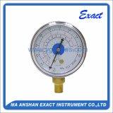 냉장고 측정하 특별한 응용 유형 기계적인 압력 계기