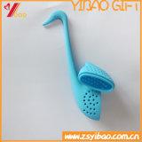 使用できる白鳥茶Infuserまたはこし器または袋のFDAの食品等級のシリコーンの習慣