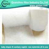 Super Soft гидрофильных нетканого материала для малыша Diaper Topsheet ВВЦ нетканого материала