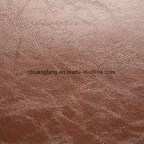 0.6 milímetros de 1.2m m de la PU del PVC de cuero de la tapicería para el sofá de los muebles