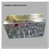 CNC 기계로 가공 필터 주거, CNC는 알루미늄 구멍을 기계로 가공했다