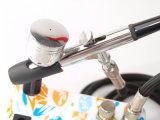 Пушки щетки воздуха брызга действия набора компрессора Airbrush поставщика Manufactory продукта HS08AC-Skc 2016 Tattoo искусствоа ногтя очень популярной двойной установленный