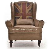 미국식 거실 편리한 단 하나 Seater 여가 소파 의자 (LL-BC080)