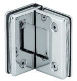 Стекло двери Framless 180 градусов к стеклянному шарниру ливня (FS-325)