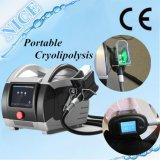 Portable 3 modifiable Krio Zeltiq Machine Cryolipolysis Pièces à main