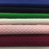 Волна вводит ткань в моду готовое Greige шерстей